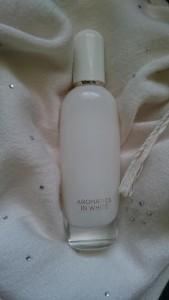Aromatics in white.