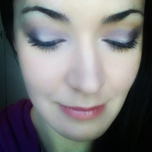 Catrice smokey eye look