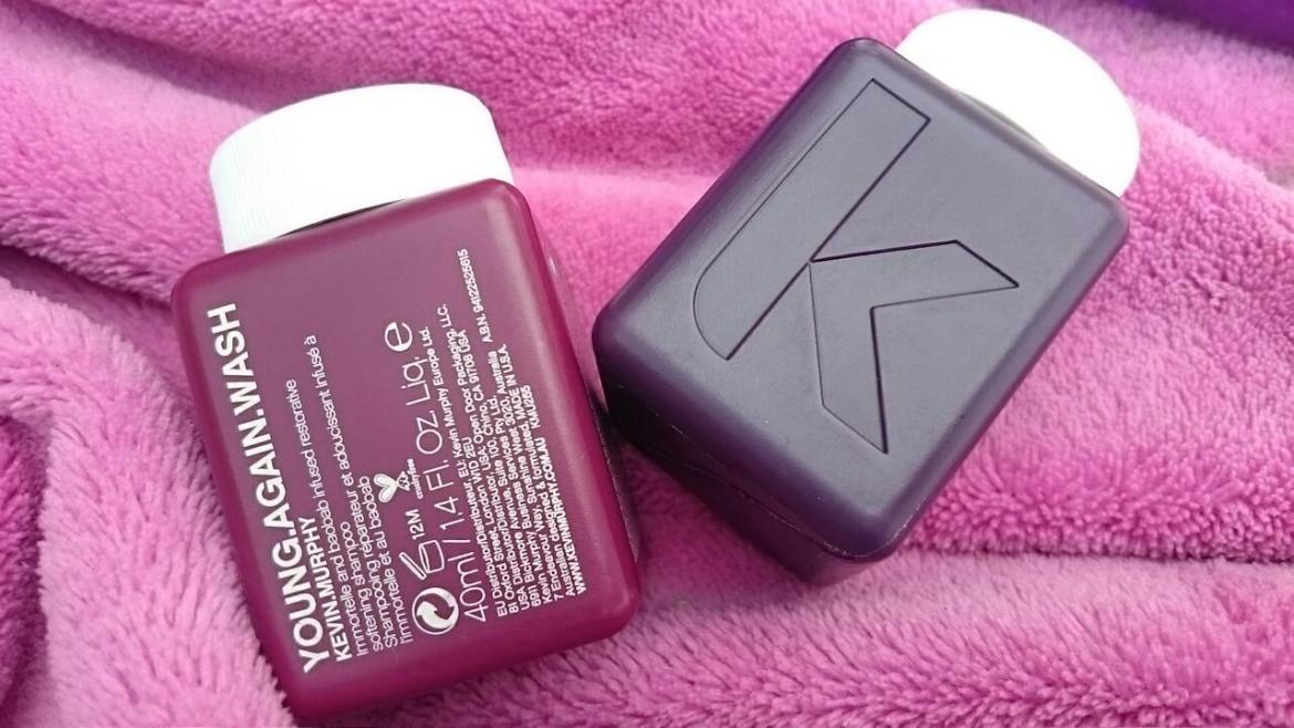 Kevin Murphy Young Again wash and rinse