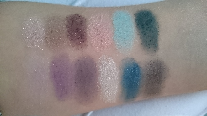stil body palette color swatches
