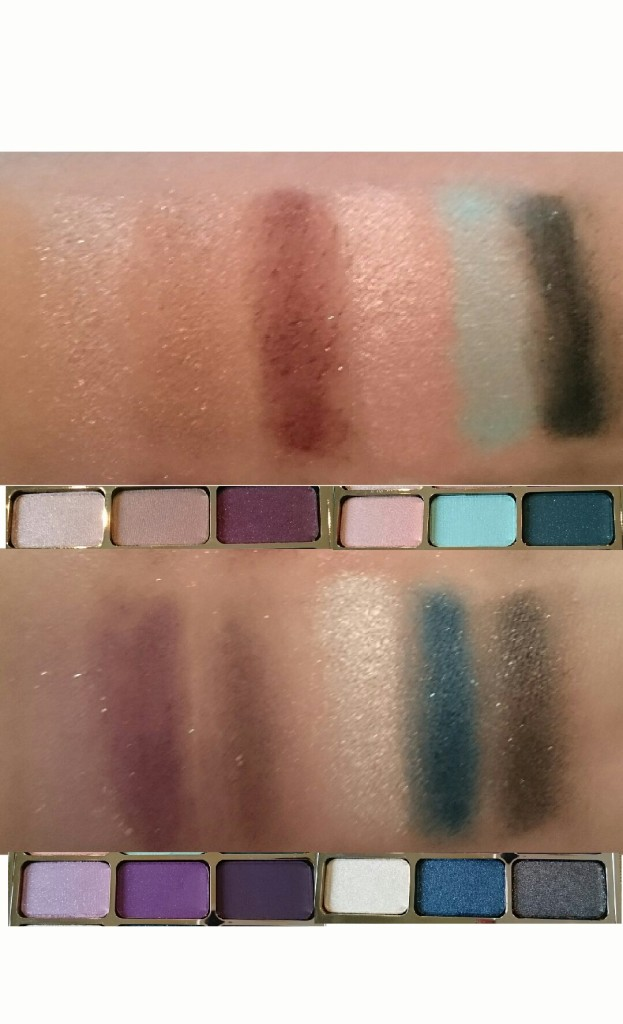 stila body palette color swatches
