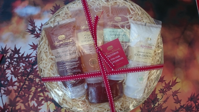 African Extracts Rooibos hamper