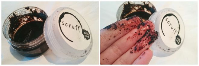 Scruff Coffee Scrub
