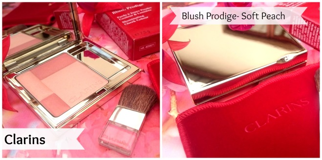 Clarins Blush Prodige Soft Peach
