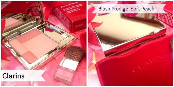 Clarins Blush Prodige Soft Peach