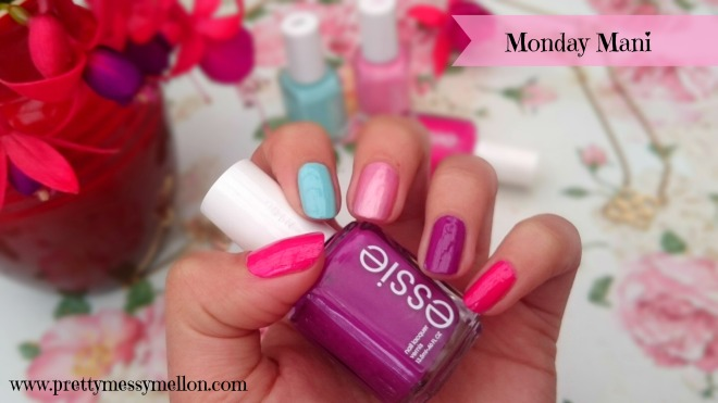 Essie summer colors