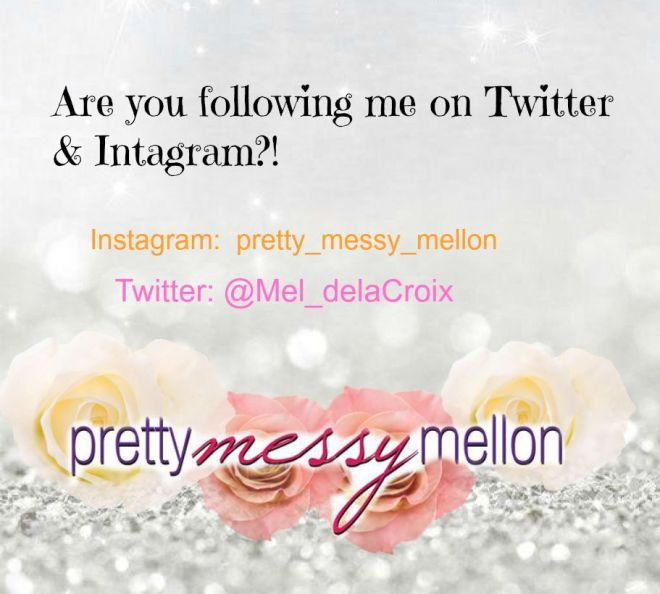 follow on twitter and insta
