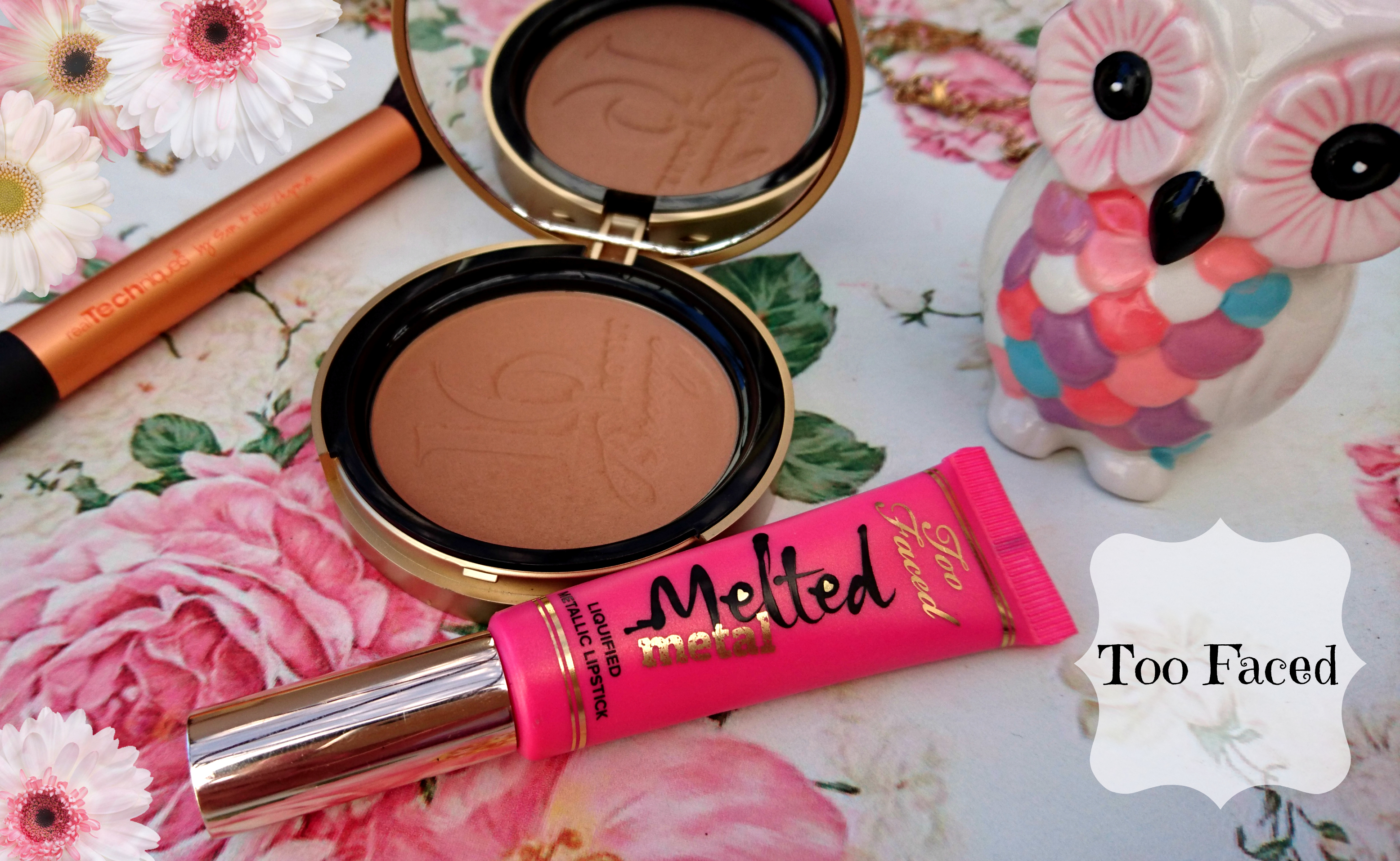 Too Faced melted metal macaron lipstick