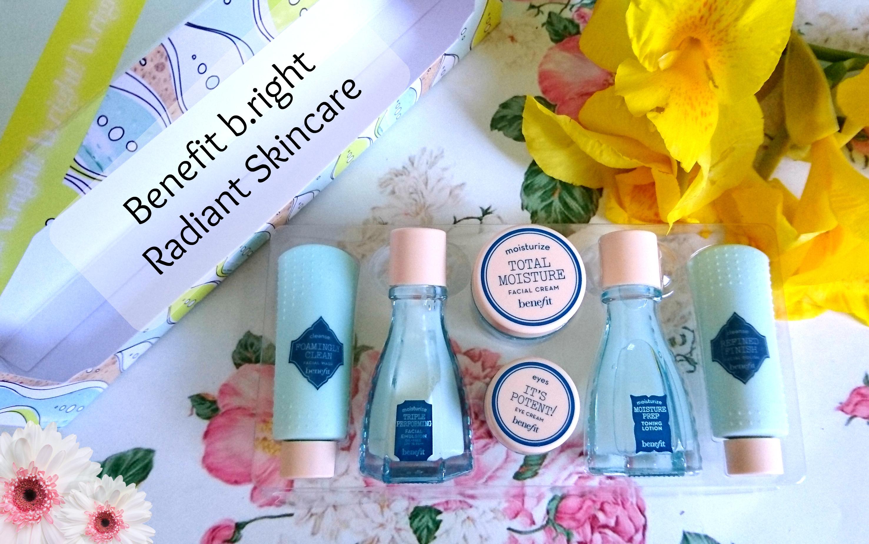 Benefit skincare
